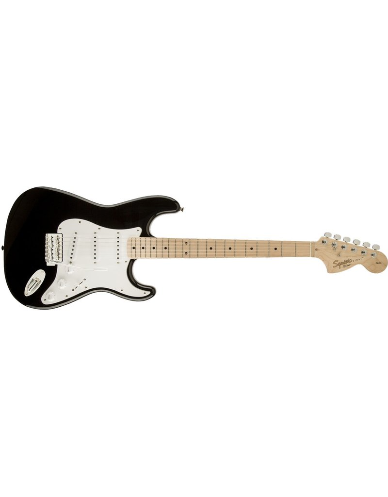 Squier Affinity Stratocaster, Black