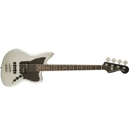 Squier VM Short Scale Jaguar Bass, Silver