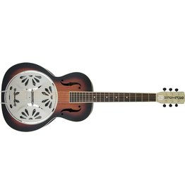 Gretsch G9220 Bobtail Resonator, 2-Colour Sunburst