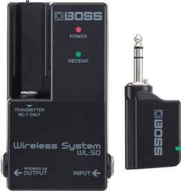 Roland Boss WL50 Wireless System