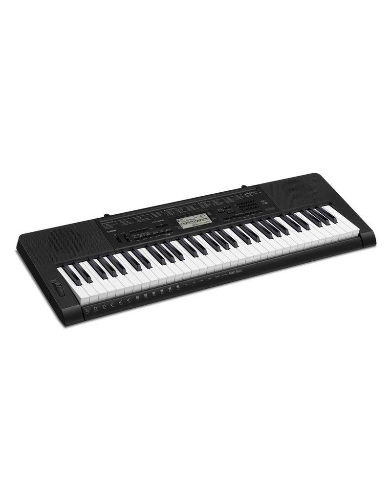 Casio Casio CTK3500 61 Key Portable Keyboard
