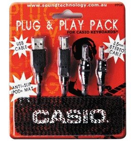 Casio Casio Plug & Play Pack