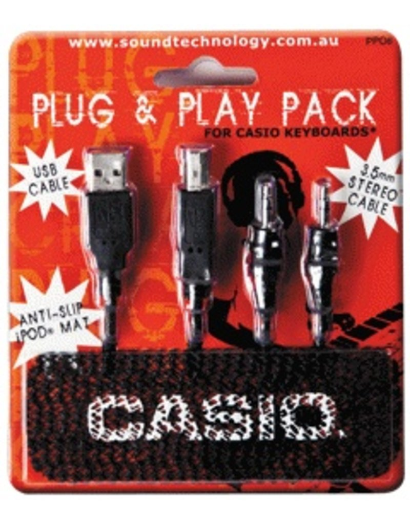 Casio Casio Casio Plug & Play Pack
