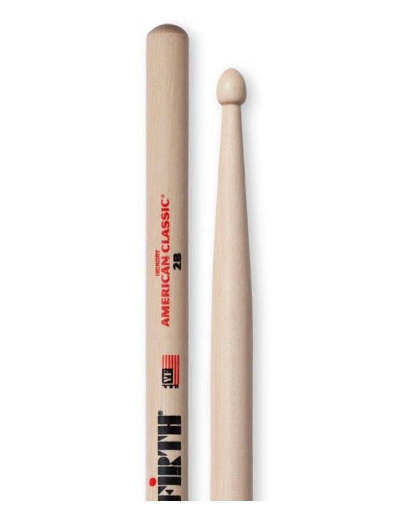 Vic Firth Vic Firth 2B Wood Tip
