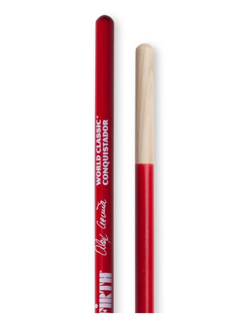 "Vic Firth Vic Firth Alex Acuña ""Conquistador"" Timbale Sticks"