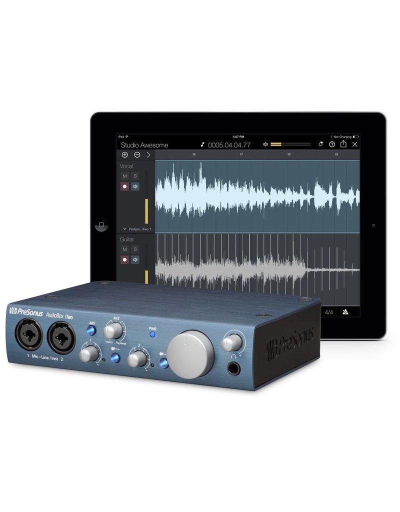 Presonus Presonus AudioBox iTwo Interface