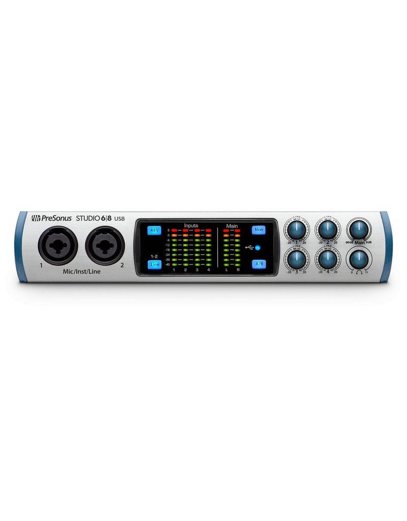 Presonus Presonus Studio 6|8 Interface USB-C