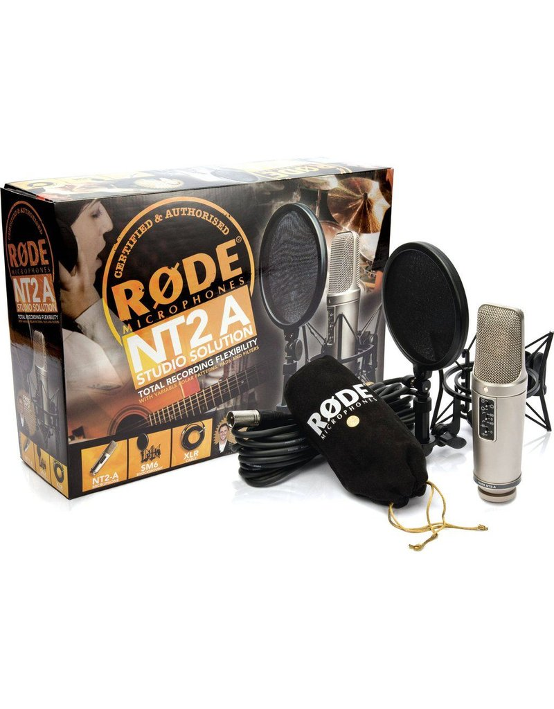 Rode Rode Rode NT2-A Complete Recording Kit