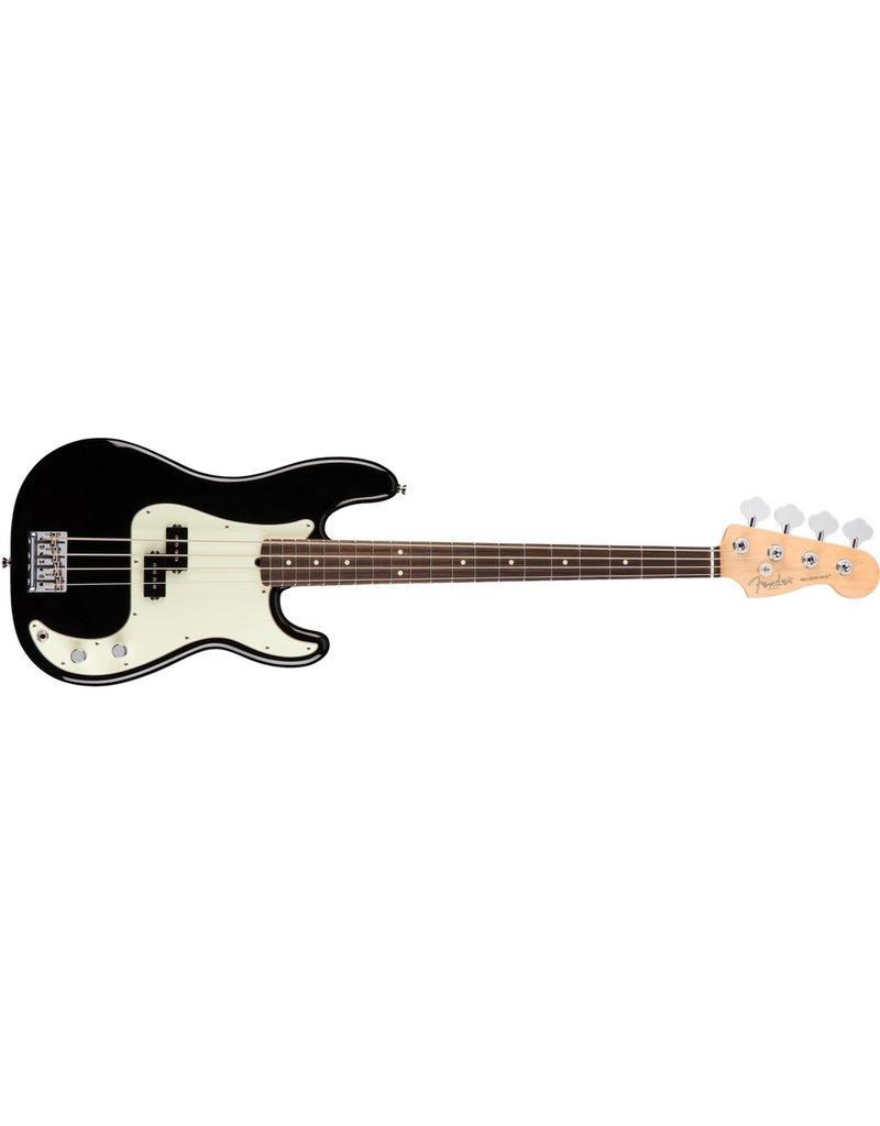 Fender American Pro Precision Bass, Black
