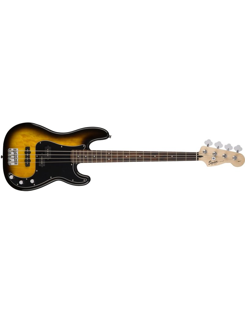 Fender Affinity PJ Bass Pack, Sunburst