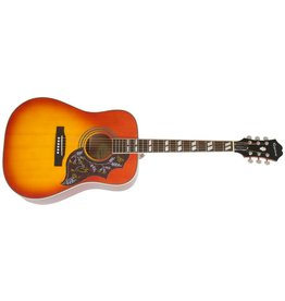 Epiphone Hummingbird Pro, Faded Cherry Burst
