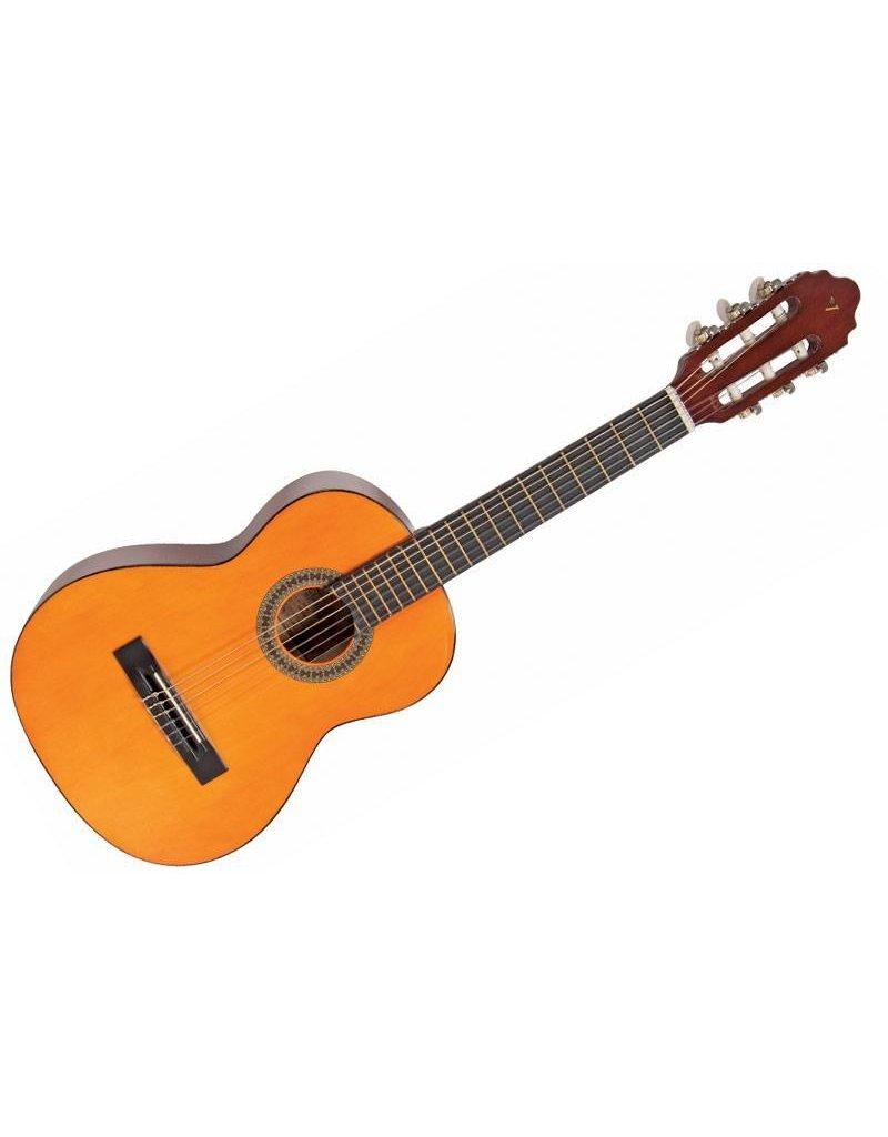 Valencia 4/4 Size Beginner Guitar Pack