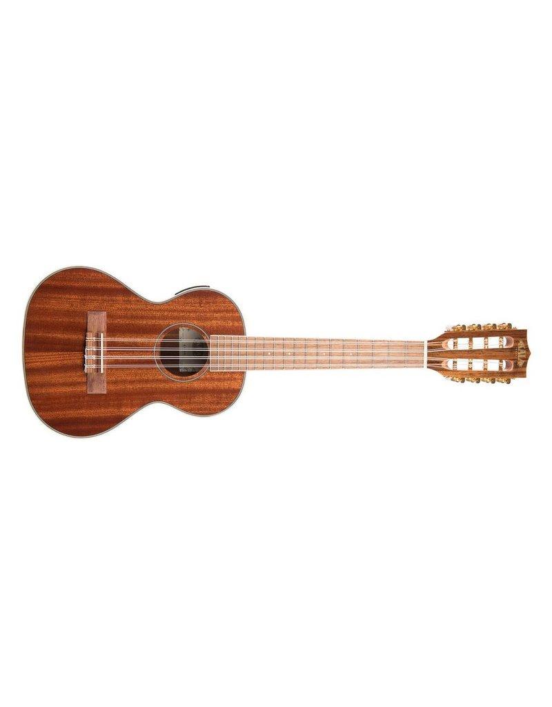 Kala Kala Gloss Mahogany Tenor 8-String w/ EQ