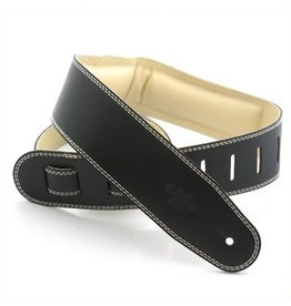 DSL DSL Padded Strap   Black/Beige
