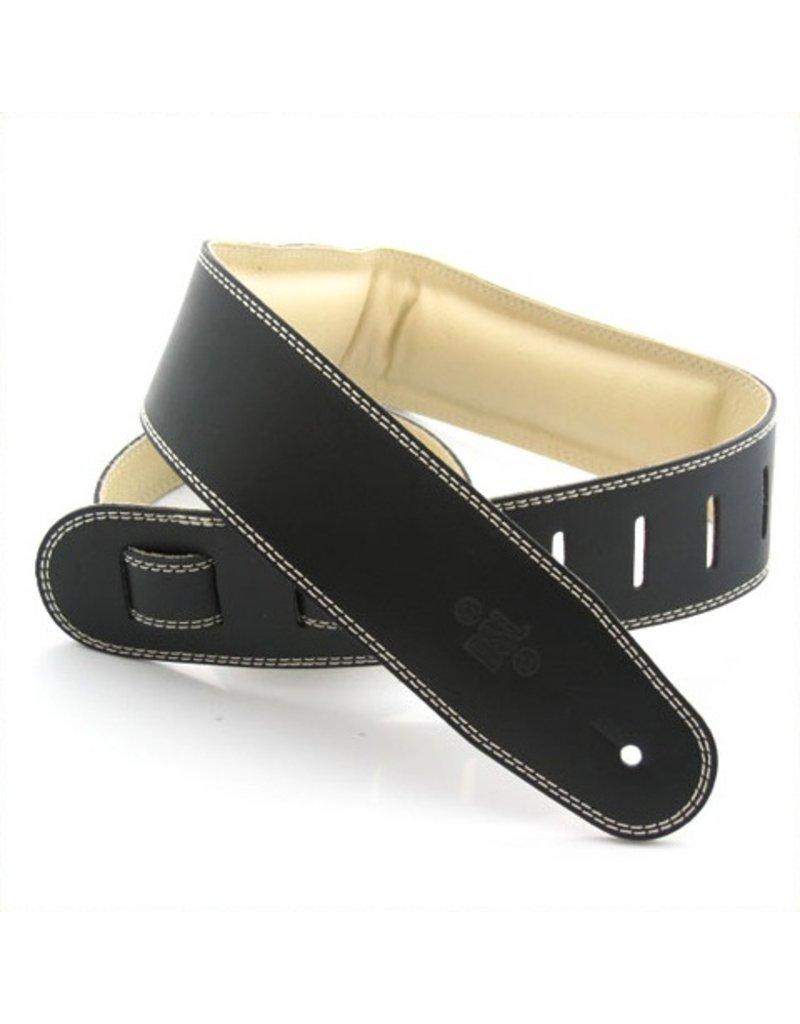 """DSL DSL 2.5"""" Garment Padded Black/Beige"""