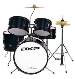 DXP Junior Series 5-piece Drum Kit Black