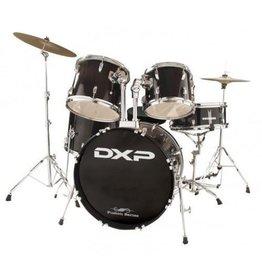 DXP Fusion 20 Drum Kit Package  Black
