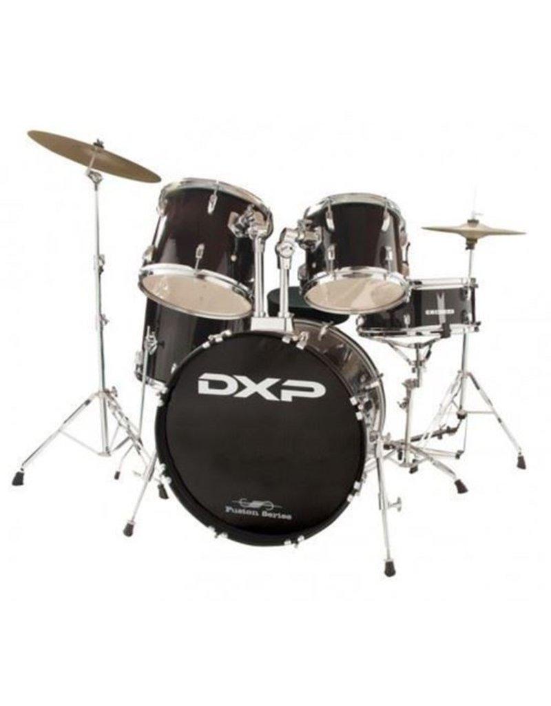 DXP DXP Fusion 20 Drum Kit Package  Black
