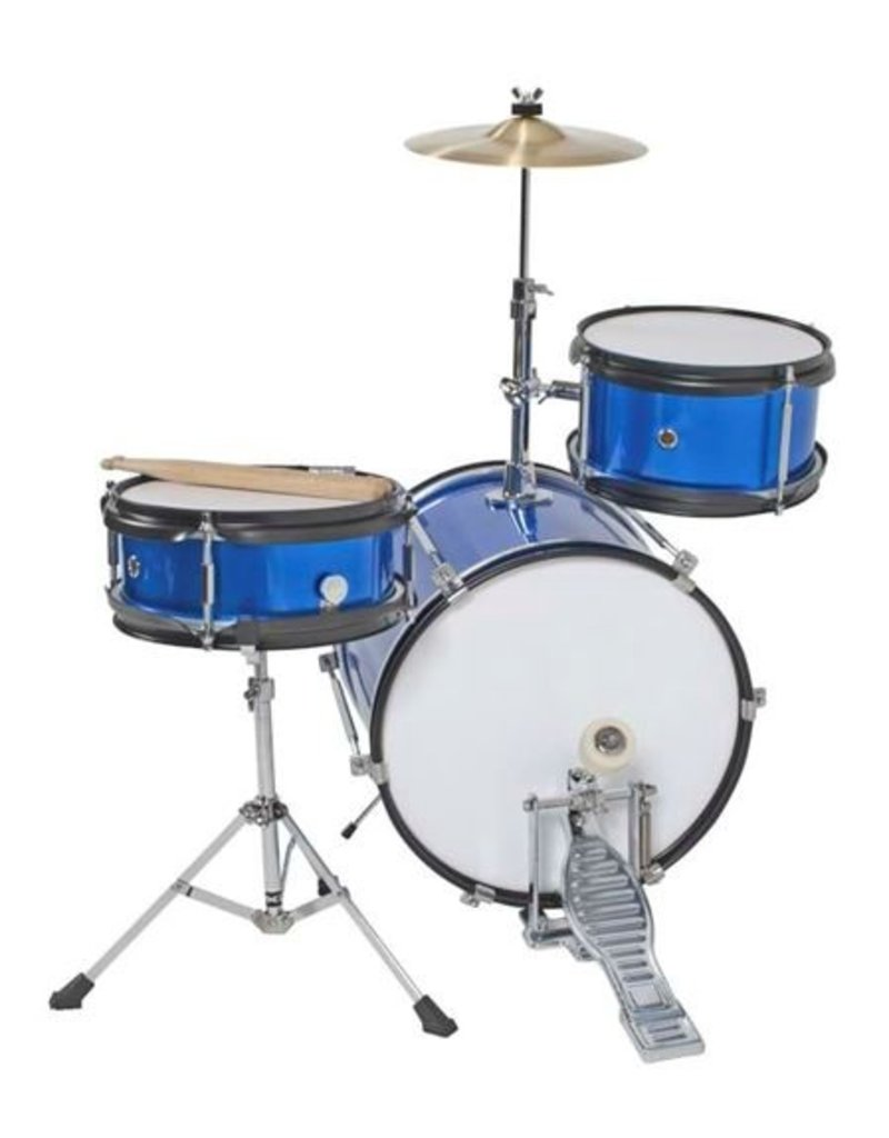 DXP DXP Junior Series 3-piece Drum Kit Metallic Blue