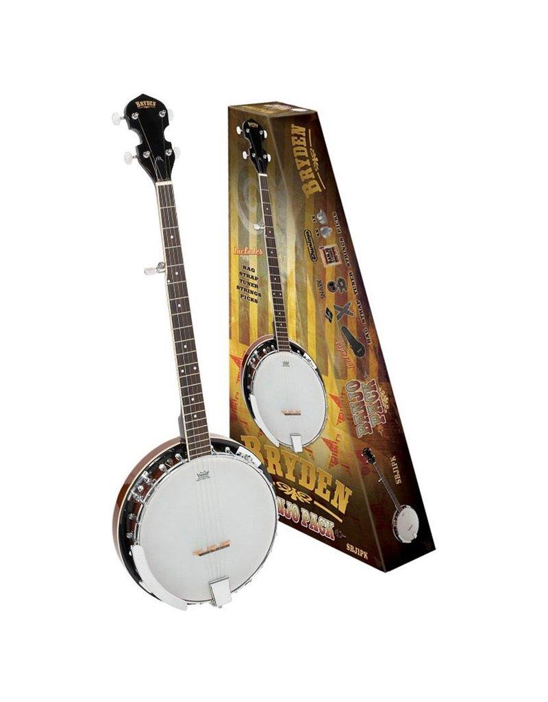 Bryden Bryden SBJ1PK Banjo Pack