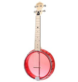 Little Gem Banjo-Uke Red