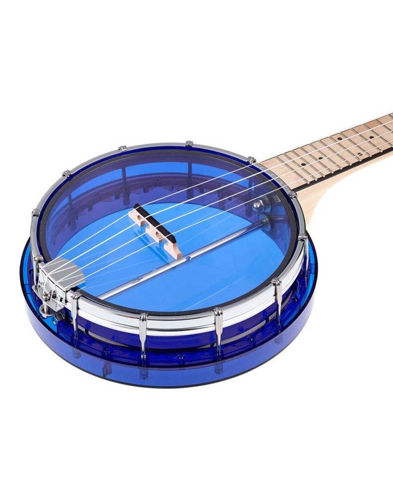 Gold Tone Little Gem Banjo-Uke Blue