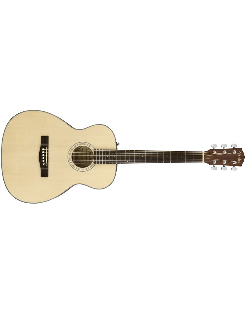 Fender CT-60S, Natural Acoustic Guitar