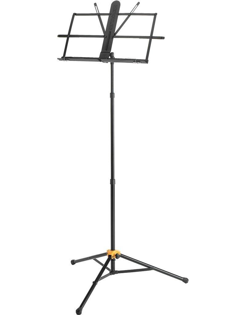 Hercules Hercules 3-Section Music Stand w/ Bag + EZ Grip