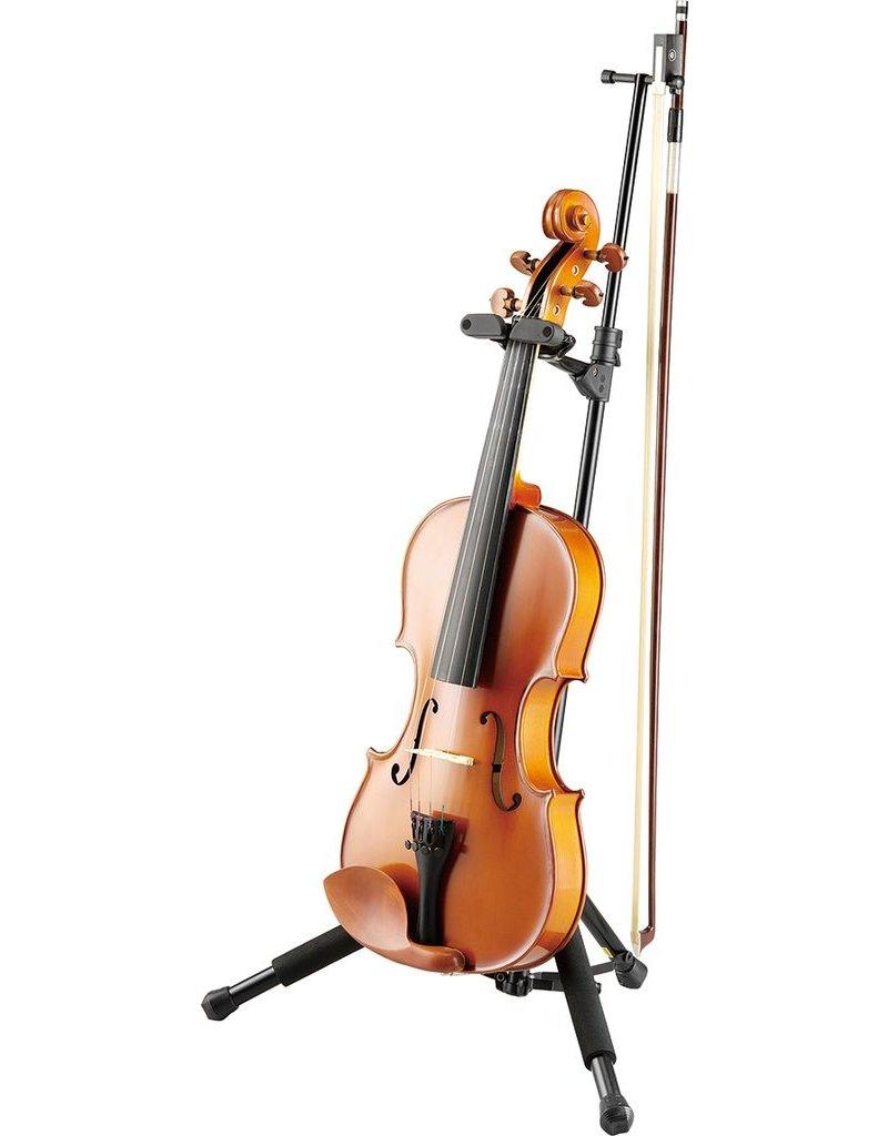 Hercules Hercules Violin/Viola Stand w/ Bag,