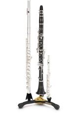 Hercules Hercules Flute, Clarinet & Piccolo Stand,