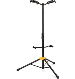 Hercules AutoGrab Double Guitar Stand