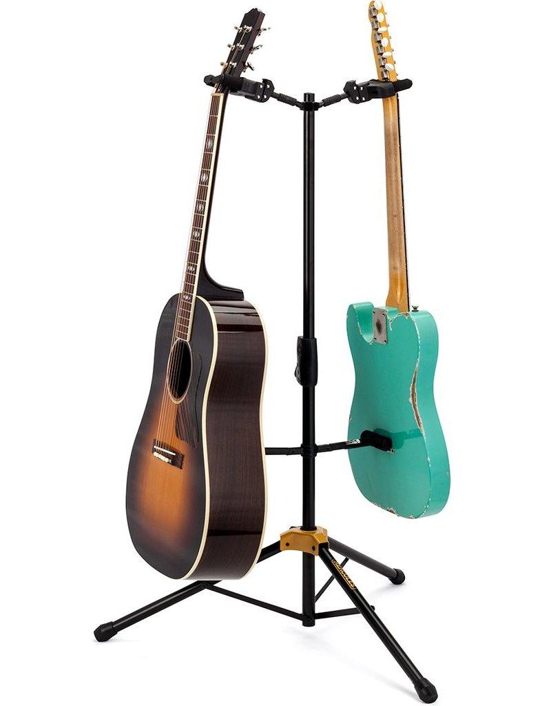 Hercules Hercules AutoGrab Double Guitar Stand