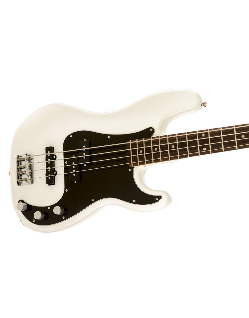Squier Affinity Series PJ Bass, Olympic White