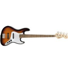 Squier Affinity Series Jazz Bass, Brown Sunburst