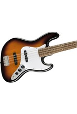 Squier Affinity Series Jazz Bass, Brown Sunburst