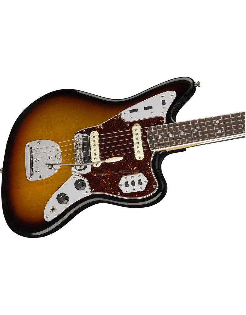 Fender Americal Original 60's Jaguar, Sunburst