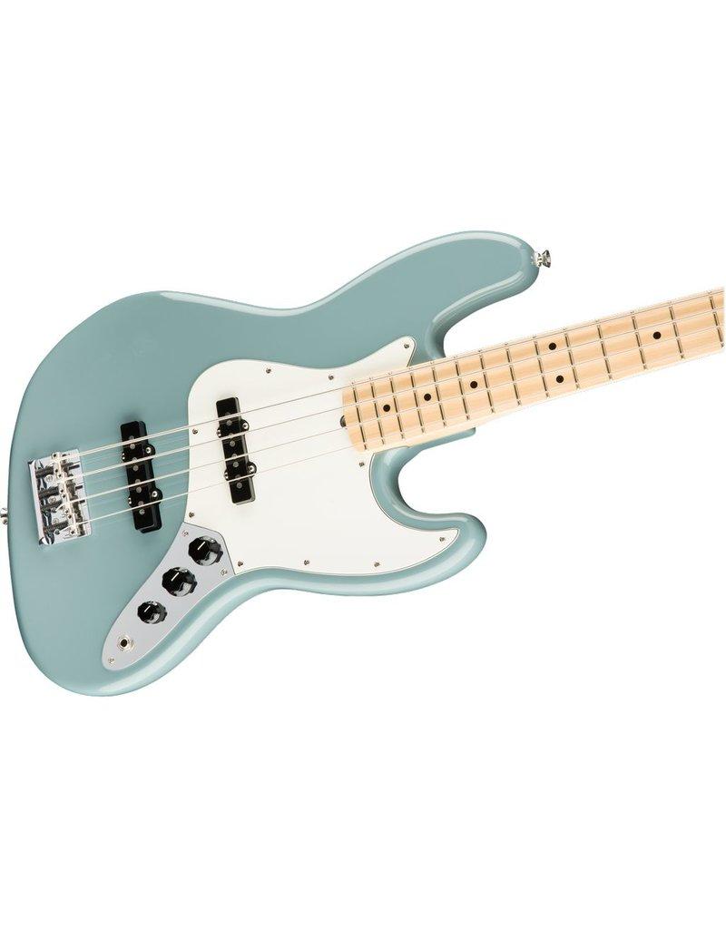 Fender American Pro Jazz Bass, Sonic Gray, Maple