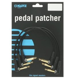 Klotz Pedal Patch Cables 15cm