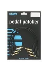 Klotz Klotz Pedal Patch Cables 30cm
