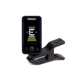 Planet Waves Eclipse Headstock Tuner, Black