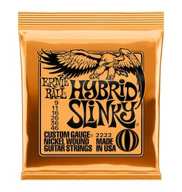 Ernie Ball Ernie Ball Hybrid Slinky 9-46