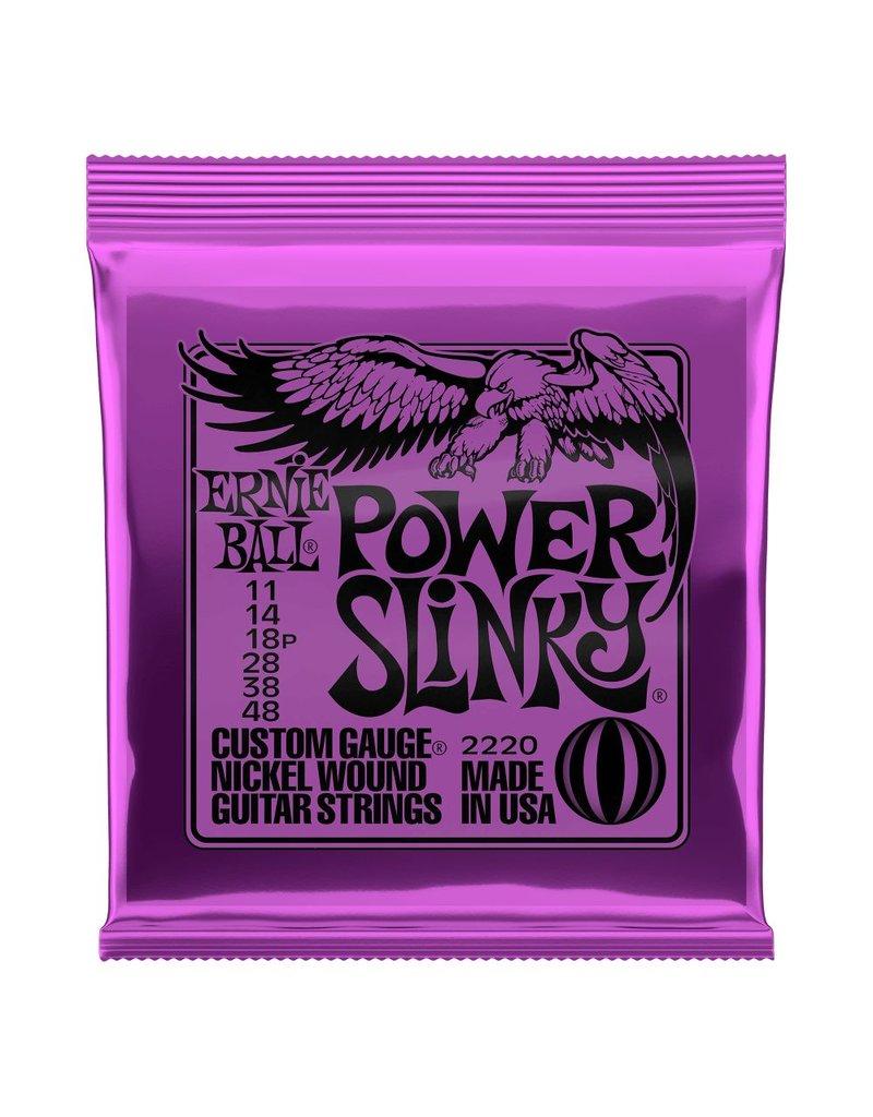 Ernie Ball Ernie Ball Power Slinky 11-48