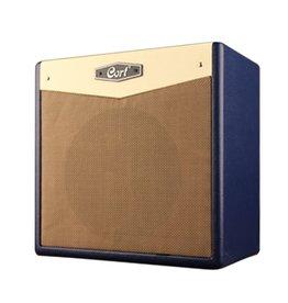 Cort Cort CM15R Guitar Amp, Dark Blue