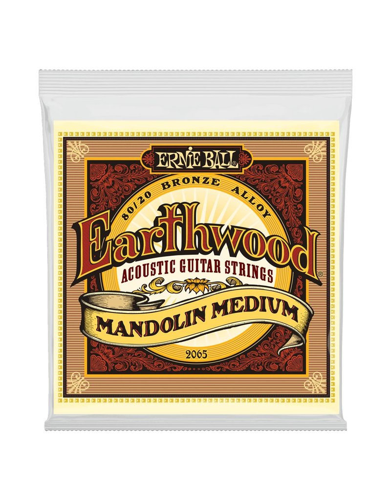 Ernie Ball Ernie Ball Earthwood Mandolin 10-36