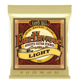 Ernie Ball Ernie Ball Earthwood Light 11-52