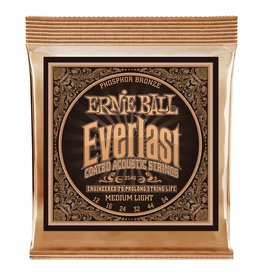 Ernie Ball Ernie Ball Everlast Medium Light 12-54