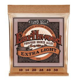 Ernie Ball Earthwood Extra Light 10-50