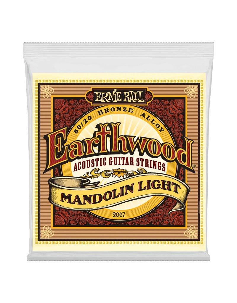 Ernie Ball Ernie Ball Earthwood Mandolin 9-34