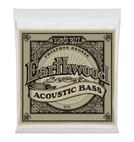 Ernie Ball Earthwood Acoustic Bass 45-95