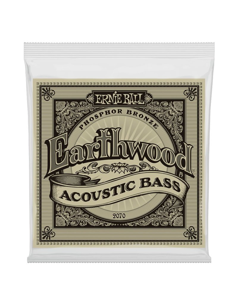 Ernie Ball Ernie Ball Earthwood Acoustic Bass 45-95